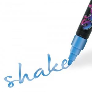 Graph'it Shake popisovač středně velký 4mm - Metallic Caribbean