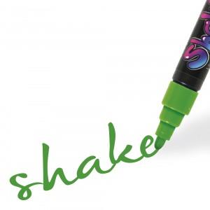 Graph'it Shake popisovač středně velký 4mm - Lime