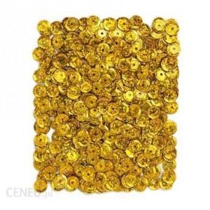 Flitry 9 mm, 15 g - tmavě zlaté