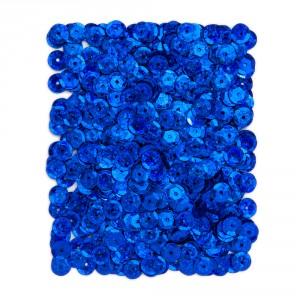 Flitry 9 mm, 15 g - tmavě modré