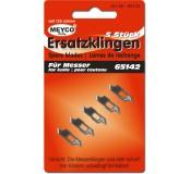 Náhradní nože pro kružítkový řezák