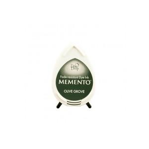 Razítkovací polštářek Memento Dew Drop - Olive Grove