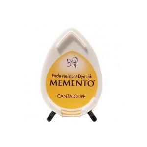 Razítkovací polštářek Memento Dew Drop - Cantaloupe