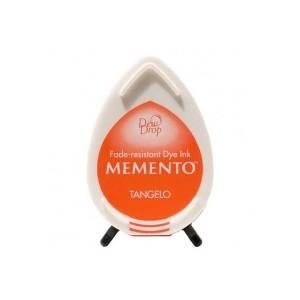Razítkovací polštářek Memento Dew Drop - Tangelo