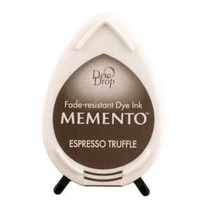 Razítkovací polštářek Memento Dew Drop - Espresso Truffle