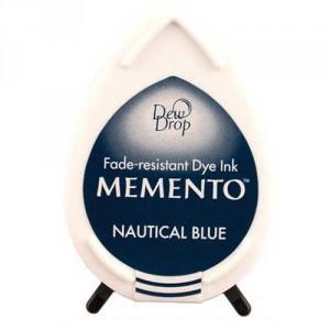 Razítkovací polštářek Memento Dew Drop - Nautical Blue