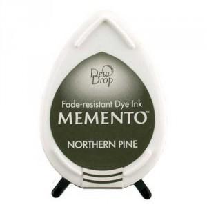 Razítkovací polštářek Memento Dew Drop - Northern Pine