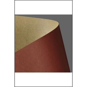 Kreativní karton Kraft, 275g A4 - červený