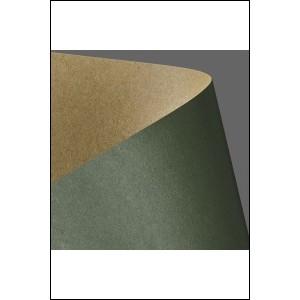 Kreativní karton Kraft, 275g A4 - zelený