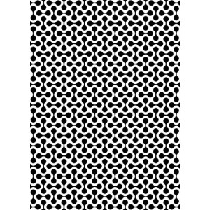 Plastová šablona Vzor 4