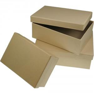 Kartonová krabička obdélníková, 180x130x65mm