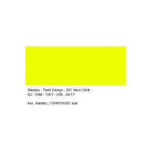 Sprej na textil 150 ml, neonově žlutá