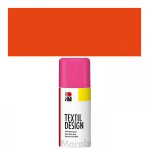 Sprej na textil 150 ml, neonově oranžová