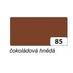 Fotokarton 50 x 70cm, 300g/m2, čokoládově hnědá