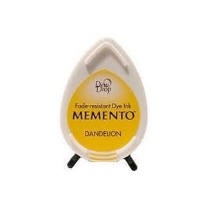 Razítkovací polštářek Memento Dew Drop - Dandelion