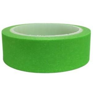 Páska na poznámky NEON - zelená, 15mm x5 m