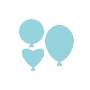 Raznice balonky, 7,6cm