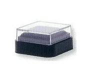Razítkovací polštářek mini - černý