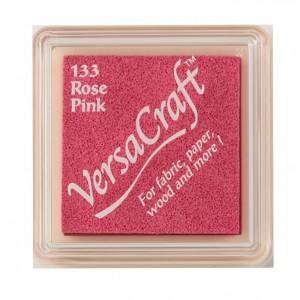 Razítkovací mini polštářek VersaCraft - Rose Pink