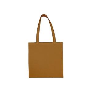 Bavlněná taška 38 x 42 cm, bronz