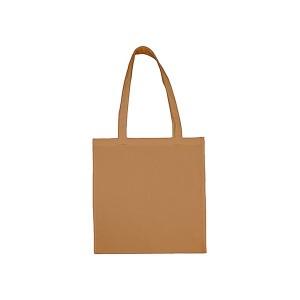 Bavlněná taška 38 x 42 cm, kávová