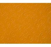 Strukturovaný papír A4 - zlatožlutý