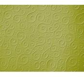 Strukturovaný papír A4 - pistáciově zelený