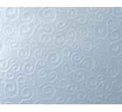 Strukturovaný papír A4 - stříbrný