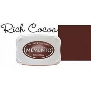 Razítkovací polštářek Memento Rich cocoa