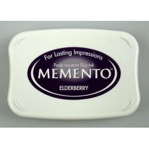 Razítkovací polštářek Memento Elderberry