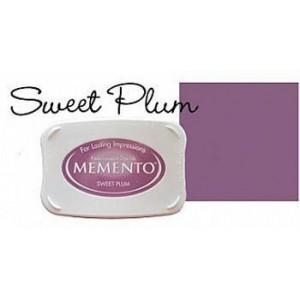 Razítkovací polštářek Memento Sweet Plum