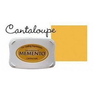 Razítkovací polštářek Memento Lulu Cantaloupe