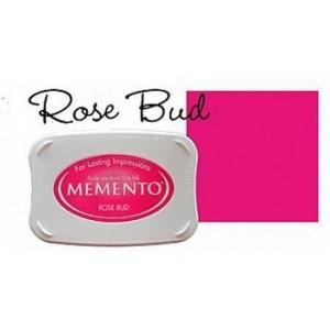 Razítkovací polštářek Memento Rose Bud