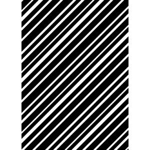 Plastová šablona Lines