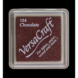 Razítkovací mini polštářek VersaCraft - Chocolate