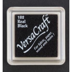 Razítkovací mini polštářek VersaCraft - Real Black