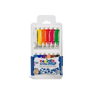 Sada školních  temperových barev 12x12 ml