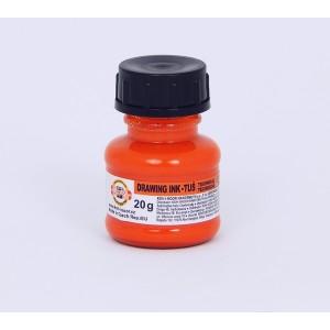 Tuš technická 20 g - oranžová