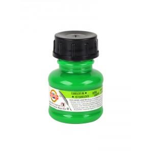 Tuš barevná 20 g - fluorescenční zelená