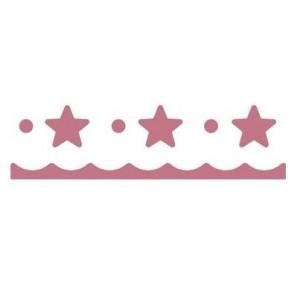 Raznice bordura hvězdičky, 40mm