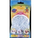 Svítící korálky - modré 1000 ks