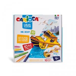 Kreativní sada Carioca Pop-Up, loď