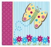 Scrapbookové album 30,5 x 30,5 Butterfly