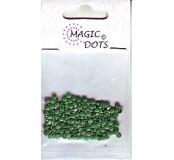 Magic dots Christmas Green
