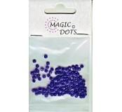 Magic dots Christmas Blue