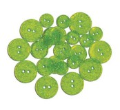 Dekorační knoflíčky Lime