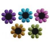 Dekorační knoflíčky Fun flowers