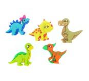 Dekorační knoflíčky Dino- mite