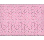 Moosgummi - pěnovka růžová, třešně