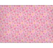 Moosgummi - pěnovka růžová, kytičky